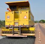 Obras de infraestrutura seguem a todo vapor em todo o Tocantins