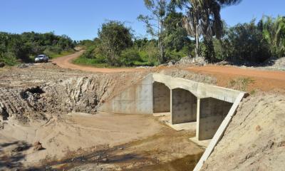 Governo lança obras de infraestrutura em área indígena Xerente-Funil, em Tocantínea