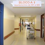 O 2º andar do Hospital Geral de Palmas corresponde a 2.900 m², conta com 96 leitos de internação e 48 quartos