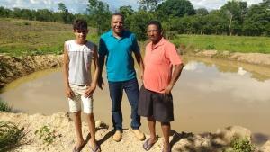 De acordo com João Filho, chefe da unidade local do Ruraltins de Almas, os agricultores serão acompanhados pelo órgão