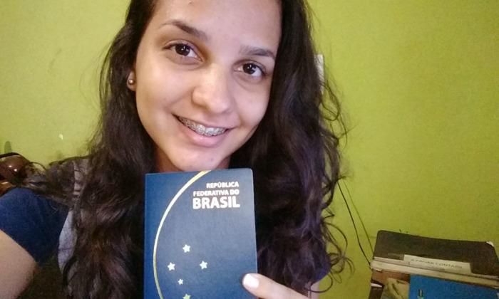 A estudante Maria Carolina Azevedo, de Paraíso do Tocantins, representará o Estado no programa Jovens Embaixadores