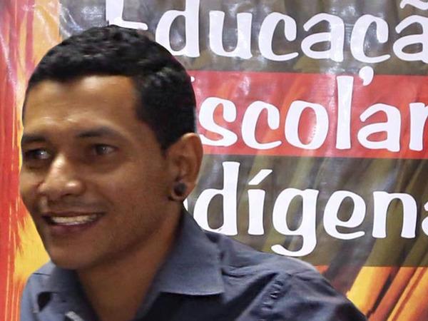 Adriano Dias Gomes Karajá assume a presidência do Conselho Estadual de Educação Indígena