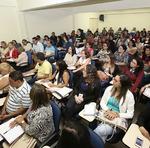Os encontros seguem até sexta-feira, na Universidade Corporativa do Estado do Tocantins (Unicet)