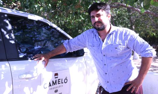 Produtor executivo da Camelô Produções, Igor Olszowski, disse que reality gravado no Jalapão se tornou um case para sua empresa