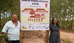 Famílias agroextrativistas da Rede Jalapão recebem placas de localização (4)_Foto Rejane Nunes-APA do Jalapão_260x150.jpg