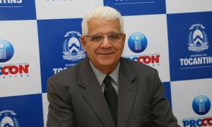 Nelito Vieira Cavalcante superintendente do Procon/TO