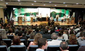 Primeira edição do Prêmio Mérito Ambiental foi realizada em 2017