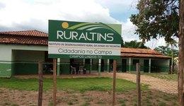 O espaço do Ruraltins irá funcionar na sede da Secretaria Municipal de Educação para atender o público urbano e rural
