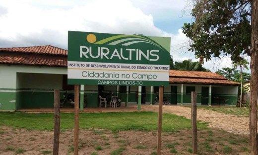 Ruraltins inaugura escritório em Campos Lindos
