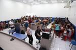 No Projeto Tocantins + Cidadania nos municípios, as atividades acontecem em espaços cedidos pelos parceiros.
