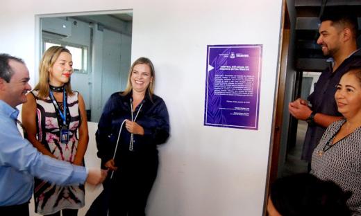 As instalações da nova Central Estadual de Insumos Estratégicos funcionará no Setor de Chácara Coqueirinho, etapa II, TO-050, próximo a Taquaralto