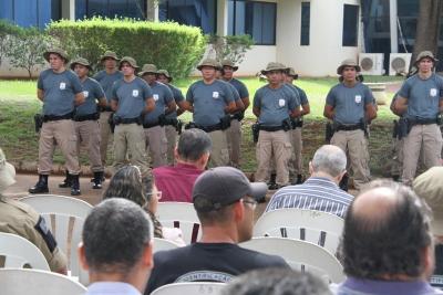Dentre os formandos estão 17 policiais militares rodoviários e dois policias da PM 2