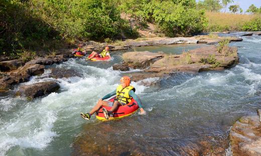 A região das Serras Gerais se destaca como o novo destino ecoturístico do Tocantins