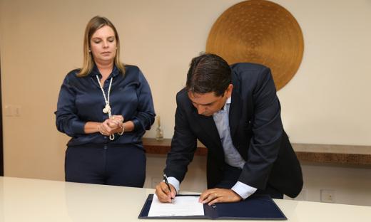 O lançamento ocorreu nesta sexta-feira, 19, no Palácio Araguaia