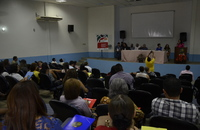 Entre os meses de setembro e novembro de 2017 ocorreram as Reuniões Temáticas da Conferência