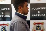 Nonato Filho da Silva é preso por agentes da Polinter / Captura em Palmas