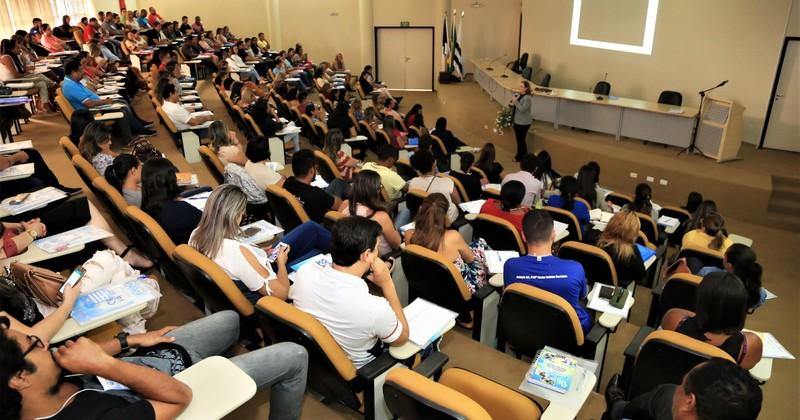 Formação Inicial do Programa Escola Jovem em Ação em Palmas
