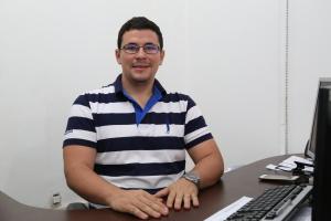 Gerente de Educação para o Consumo, José Santana Junior.JPG
