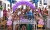 Equipe do Hospital Regional de Paraíso ofereceu uma festa à paciente Luciana Evangelista que se encontra internada no hospital para o tratamento de câncer no pâncreas