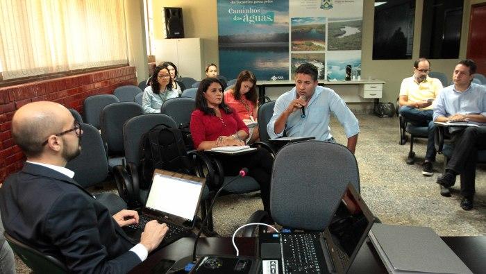 Consultor apresentou o Plano de Trabalho e recebeu contribuições dos membros do Conselho