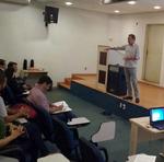 O vice-presidente do Naturatins, Edson Cabral, participou da abertura das discussões