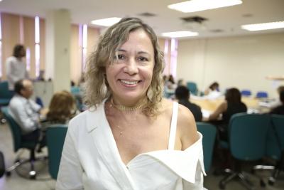 Socorro Soares explicou que equipe da ONG Repórter Brasil realizará visitas técnicas nas DREs