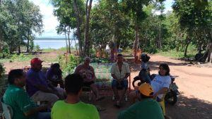 APASL promove uma reunião com os pescadores do Parque Aquícola Miracema-Lajeado