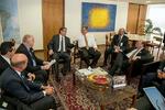 O presidente do Banco Central, Ilan Goldfajn, assegurou ao governador Marcelo Miranda que, em uma semana, a instituição irá analisar o pedido de empréstimo do Tocantins à Caixa, no valor total de R$ 583 milhões