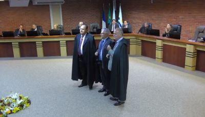 Entrega do Selo Pacto pela Produtividade a magistrados e unidade da Justiça com os melhores resultados em 2017