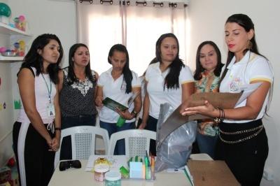 Paula de Oliveira diz que o Programa faz diferença para as crianças de Pindorama