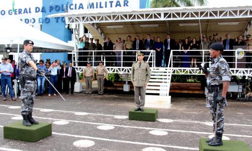 A solenidade, que contou com a presença da vice-governadora Claudia Lelis, secretários de Estado e outras autoridades, ocorreu no Quartel do Comando Geral da Polícia Militar
