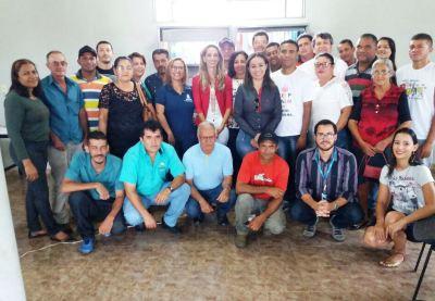 Reuniões serão realizadas nos 12 municípios que compõem a bacia hidrográfica do Rio Palma