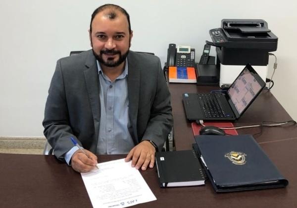 Presidente assina ordem de serviço para a segunda etapa de instalação de novos reservatórios