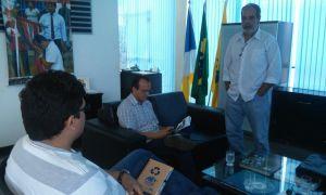 Na pauta do encontro a construção da sede da Área de Proteção Ambiental (APA) Lago de Palmas