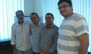 Representantes do Naturatins, estiveram na Prefeitura do município de Porto Nacional, nesta sexta-feira, 2