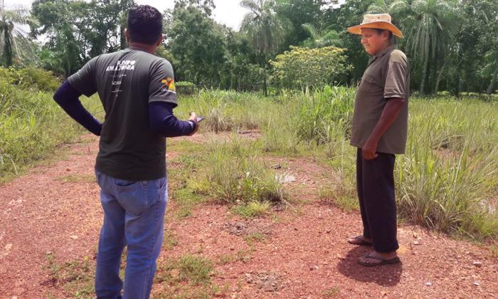 Ações itinerantes vão ocorrer na zona rural dos municípios de Goianorte, Colmeia, Pequizeiro, Rio dos Bois, Fortaleza do Tabocão e Guaraí