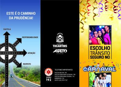 A programação também irá beneficiar rodovias do entorno das cidades de Palmas e Araguaína.