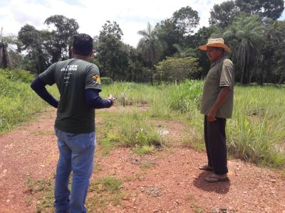 Equipes itinerantes vão percorrer zona rural dos seis municípios