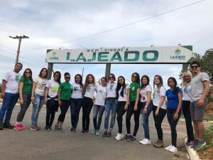 As aulas práticas do curso de Gestão em Turismo do IFTO têm como roteiro os destinos turísticos do Tocantins