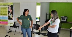 Estudantes do curso de Gestão em Turismo do IFTO estiveram no município de Lajeado, na última sexta-feira, 2