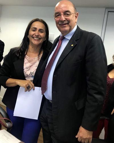 Ministro sinaliza de forma positiva aos pedidos do Tocantins.