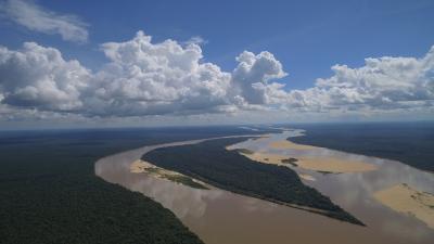 Criado em 1998, o Parque Estadual do Cantão concentra rica biodiversidade e confluência dos biomas Cerrado, Amazônia e Pantanal.