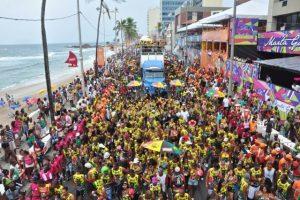 O Carnaval da Bahia é considerado o melhor do mundo