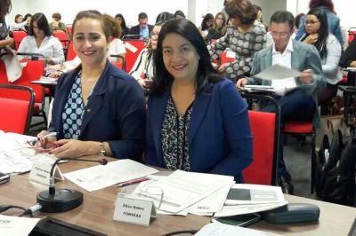 Secretária Patrícia do Amaral participa de reunião da Cit em Brasília