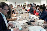 Representantes do Fonseas, municípios e governo federal discutem pautas da Assistência Social