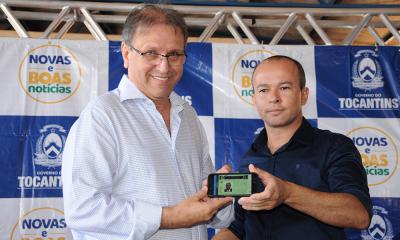 O Tocantins está entre os quatro estados, mais o Distrito Federal, a implantar a Carteira Nacional de Habilitação Eletrônica (CNH-e)