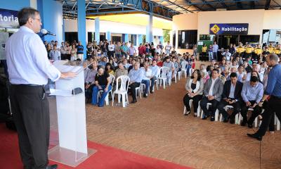 Marcelo Miranda ressaltou que os investimentos no Departamento de Trânsito do Tocantins irão refletir em melhorias dos serviços oferecidos à população