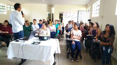 Foram discutidas as ações que serão realizadas na Semana de Mobilização dos Grêmios Estudantis