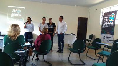 O momento teve o objetivo de unir e movimentar os estudantes para a discussão de seus direitos e deveres, debatendo assuntos diversos sobre a escola