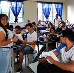 A Secretaria da Educação preparou material específico para os alunos que estão se preparando para o Enem